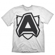 E-sports Special - Alliance T-Shirt Big Shield - Size S
