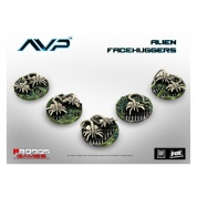 Alien vs Predator: Alien Facehuggers - EN