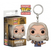 Funko Pocket POP! Keychain Lord Of The Rings - Gandalf Vinyl Figure 4cm