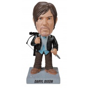 Funko Wacky Wobbler: The Walking Dead - Biker Daryl Dixon Bobble Head Figure 7-inch