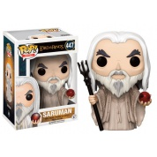 Funko POP! Movies Lord Of The Rings - Saruman Vinyl Figure 10cm