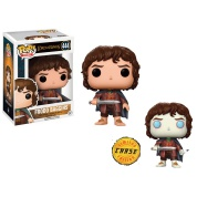 Funko POP! Movies Lord Of The Rings - Frodo Baggins Vinyl Figure 10cm Assortment (5 + 1 chase)