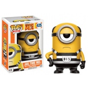 Funko POP! Despicable Me 3 - Jail Time Mel Vinyl Figure 10cm limited