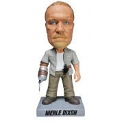 Funko Wacky Wobbler: The Walking Dead - Merle Dixon Bobble Head Figure 7-inch
