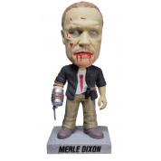 Funko Wacky Wobbler: The Walking Dead - Zombie Merle Dixon Bobble Head Figure 7-inch