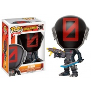 Funko POP! Games Borderlands - Zero Vinyl Figure 10cm