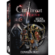Cutthroat Caverns: Deeper and Darker - EN