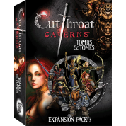 Cutthroat Caverns: Tombs & Tomes - EN
