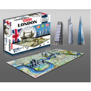 4D Cityscape - London Puzzle