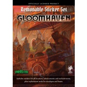 Gloomhaven - Removable Sticker Set - EN