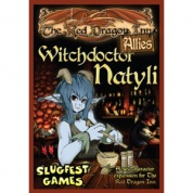 Red Dragon Inn: Allies - Witchdoctor Natyli - EN
