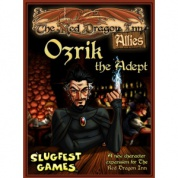 Red Dragon Inn: Allies - Ozrik the Adept - EN