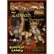 Red Dragon Inn: Allies - Zariah the Summoner - EN