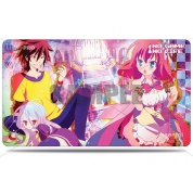 UP - Playmat - No Game No Life - Sora vs Steph