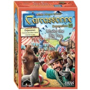 Carcassonne - Exp: 10 - Under the Big Top - EN