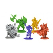 Rum and Bones Second Tide - The Iron Inquisition Heroes Set 1 - EN