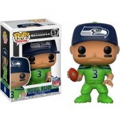 Funko POP! Football NFL Seahawks Color Rush - Russell Wilson Vinyl Figure 10cm