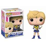 Funko POP! Animation Sailor Moon - Sailor Uranus Vinyl Figure 10cm