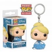 Funko Pocket POP! Disney Keychain - Cinderella Vinyl Figure 4cm