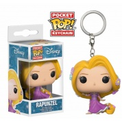 Funko Pocket POP! Disney Keychain - Rapunzel Vinyl Figure 4cm