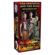 Spartacus: The Serpents and the Wolf Expansion Set - EN