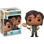 Funko POP! Disney - Mateo Vinyl Figure 10cm
