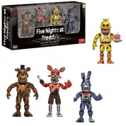 Funko Games - Five Nights at Freddy's - Nightmare Edition 4-Pack Vinyl Figure 5cm