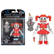 Funko Vinyl Collectible - Five Nights At Freddy's Nightmare: Sister Location - Funtime Baby Action Figure 12cm