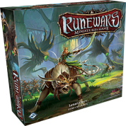 FFG - RuneWars: The Miniatures Game - Latari Elf Army Expansion - EN