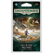 FFG - Arkham Horror LCG: Lost in Time and Space Mythos Pack - EN