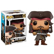 Funko POP! Disney Pirates of the Caribbean Part 5 - Jack Sparrow Vinyl Figure 10cm