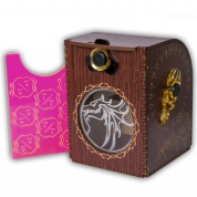 Blackfire Wooden Deck Case – Dragon