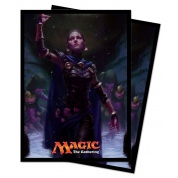 UP - Sleeves Standard - Magic: The Gathering - Commander 2017 v4 (120 Sleeves)