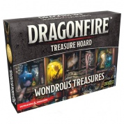 D&D: Dragonfire Wonderous Treasures - Magic Items Deck 1 - EN