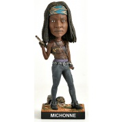 Royal Bobbles - The Walking Dead: Michonne Bobble Head