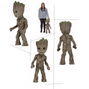 Guardians Of The Galaxy vol. 2 - Groot Life-Sized Replica Action Figure (Foam/Latex) 76cm