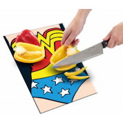 Underground Toys Merch - DC Comics Wonder Woman Cutting Board