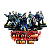 The Walking Dead: All Out War Wave 2 FSDU Bundle - EN