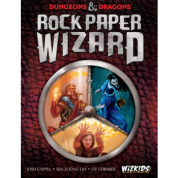 Dungeons & Dragons: Rock Paper Wizard - EN (Slightly damaged box)