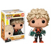Funko POP! Animation My Hero Academia - Katsuki Vinyl Figure 10cm