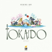 Tokaido Deluxe - EN (Slightly damaged box)