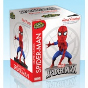 Marvel Classic SPIDER-MAN Extreme Head Knocker 13cm New Packaging (Slightly damaged box)