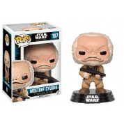 Funko POP! Star Wars Rogue One - Weeteef Cyubee Vinyl Figure 10cm