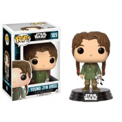 Funko POP! Star Wars Rogue One - Young Jyn Erso Vinyl Figure 10cm