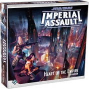 FFG - Star Wars: Imperial Assault Heart of the Empire Campaign Expansion - EN