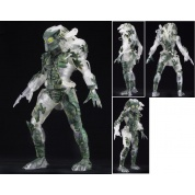Predator 30th Anniversary - Jungle Demon Predator 1/4th Scale Action Figure with LED Lights 50cm LIMITED EDITION