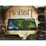 4D Cityscape - The Hobbit: Middle Earth