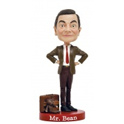 Royal Bobbles - Mr Bean Bobble Head