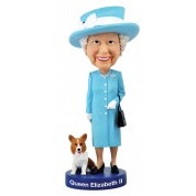 Royal Bobbles - Queen Elizabeth II Bobble Head