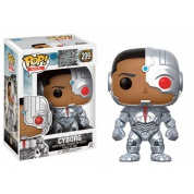 Funko POP! Movies Justice League - The Cyborg Vinyl Figure 10cm
